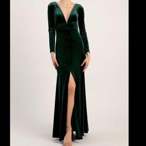 NWT Jenny Yoo Malia Dress
